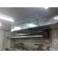 海淀烤鱼店排烟系统设计,中关村白铁排烟罩、风机安装