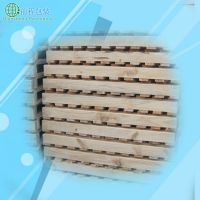 厂区内周转托盘 郑州食品木托盘生产 可定制