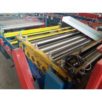 地鑫压瓦机厂家可以定制各种尺寸校平机,开平机,校平剪切分条一体机