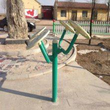 拉萨小区云梯健身器材品质保证,户外健身梅花桩现货,沧州奥博