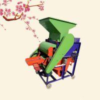 大产量花生脱壳机 自动除尘脱皮机 剥壳机价格