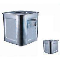 三门峡方形不锈钢储存桶 方形不锈钢储存桶(16L)优质服务