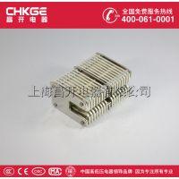 GC6-1600A 2000A30片32片拉簧式扁触头真空断路器高压扁触头