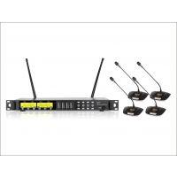 lspro乐士普一拖四专业无线会议话筒麦克风HD400