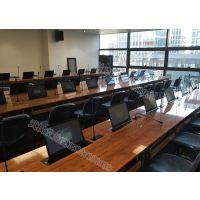 无纸化会议设备武汉艾兰克供应液晶屏一体升降器
