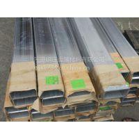 厂家现货供应6063铝方通 氧化效果好 易加工 可切料加工 交货快捷