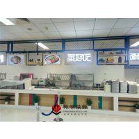 合肥企业餐厅装修_员工餐厅设计_工厂食堂装修案例
