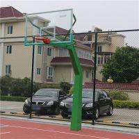 益阳市小学的BK-1017篮球架的安装方式 桃江县公园4个球架厂家直销的价格