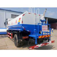 单桥热水车产品介绍-8吨拉开水专用车-10吨12方热水运输车价格