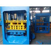 供应制砖机设备 金驼小型水泥砖机 4-35水泥支撑垫块机