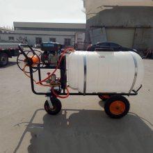启航自走式高杆打药机 三轮方向盘玉米地喷药机 园林绿化打药机