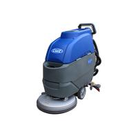 商场地面清洁用洗地机 威卓电瓶手推式洗地机X3d
