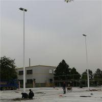 潮南区埋地灯预埋件 道路灯杆造型 篮球场灯杆LED照亮度