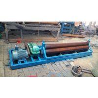 上海手动卷板机规格卷圆机型号卷筒机价格