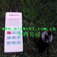 中西(LQS厂家直销)土壤湿度仪 型号:M393824库号:M393824