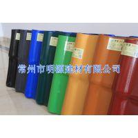 明源建材厂家直销 南京防腐合成树脂瓦批发 南通PVC阻燃仿古瓦价格