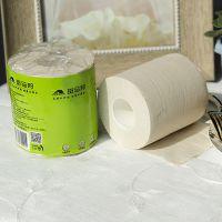 斑马邦卷筒纸家用卫生纸有芯纸无漂白无荧光剂本色纸 165g*20卷