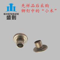 宿迁盛则金属供应GB873不锈钢扁圆头铆钉 盲孔铆钉