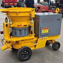 供应沈阳PZ-7护坡喷浆机,7立方混凝土喷浆机价格