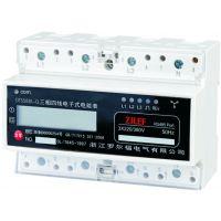DTS5881-Q三相导轨式电能表(带RS-485通讯 ) 7P