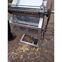 任县永佳家用商用电动海带切丝机32-50型号可选切刀滚花设计咬合力好