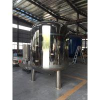 厂家定做1T,2T,5T不锈钢水箱 立式 卧式 可带呼吸器喷淋球