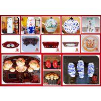 千火陶瓷中式陶瓷 室内照明灯价格 优质批发订制led