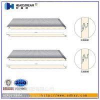 山东聚氨酯墙面板 聚氨酯夹芯板供应商