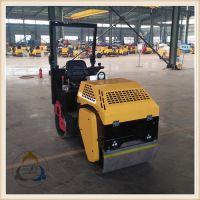 三人行小型压路机 1吨压路机 压实力3吨