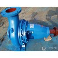 沐阳泵业供应IS150-125-400清水泵 IR热水循环泵 农田排灌 工矿给水增压泵