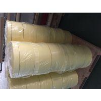 广东离型纸厂家 离型纸白色 单塑离型纸 黄色隔离纸