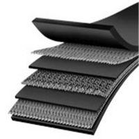 江西化工厂用尼龙NN花纹输送带,耐酸碱布层带,尼龙输送带厂家
