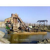 定做卖往南非淘金设备、东威机械大型淘金船专业制造厂家、DW选金船图片、介绍