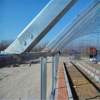 日光温室大棚建设工程图片报价
