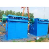 除尘器生产厂家江苏单机布袋除尘器中HD型系列单机除尘器的除尘效率及结构特点