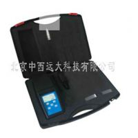 中西消毒五参数检测仪/余氯浓度检测仪(余氯、二氧化氯化合氯、亚氯酸盐、总氯)库号:M19656