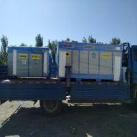 炼油厂活性炭环保箱吸附饱和后用废气处理设备UV光氧催化废气设备