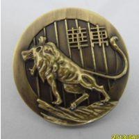 青铜异形纪念币定做电镀纪念币厂家直销