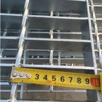 产地货源 钢结构Q235镀锌平台钢格栅盖板