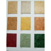供应PVC塑胶地板批发销售与施工