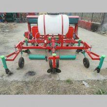 启航拖拉机带动两行玉米播种机 豆类精播机价格 河南省多功能播种机