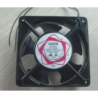 12038含油双网M带线 KTV机柜工控机箱工业散热风扇12cm 220V
