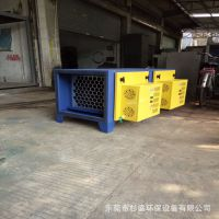 杉盛工业油烟净化器价格 工业危废油烟废气治理设备