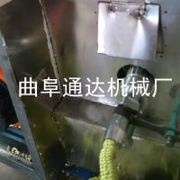南阳热销大米玉米爆花机 通达五谷杂粮膨化机