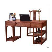 供应红木家具电脑桌刺猬紫檀1.28米写字台