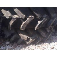供应12.4-24农用拖拉机轮胎R-1人字花纹 前进正品 超强耐磨 电话15621773182