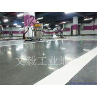 广州停车场地面硬化-地下停车库起灰处理