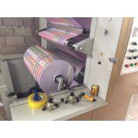 供应威通WT-4800型 速度快精度高操作方便卷筒纸张印刷机 柔版印刷机 凸版印刷机