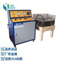 气密性测试台 气密性检测设备 气体增压泵