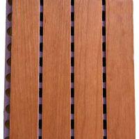 木质吸音厂家规格 防火槽木吸音板